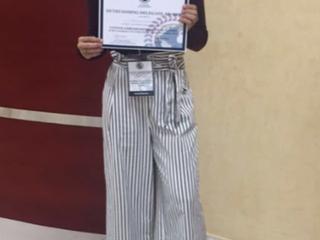 Success Story from the United Arab Emirates-MUN Academy Dubai 2017-  Sarah Pharaon
