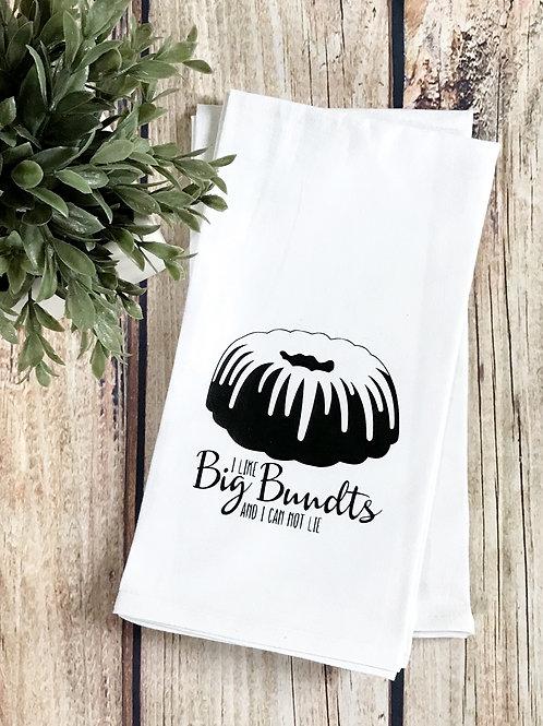 Big Bundts Flour Sack Towel