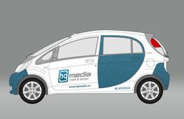 HGs lille el-bil