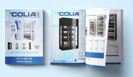 Produktkatalog Colia