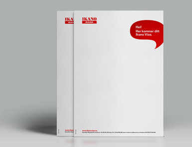 Følgebrev Ikano Bank