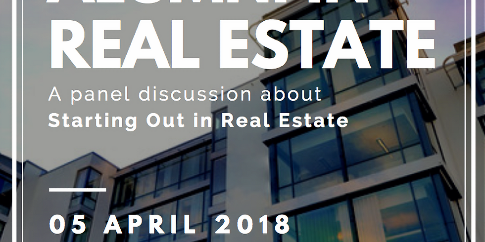 Young Alumni in Real Estate (1)