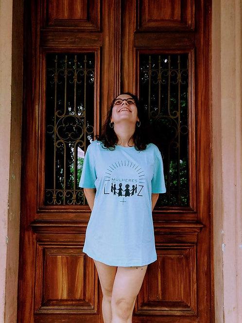 Camiseta Mulheres da Luz