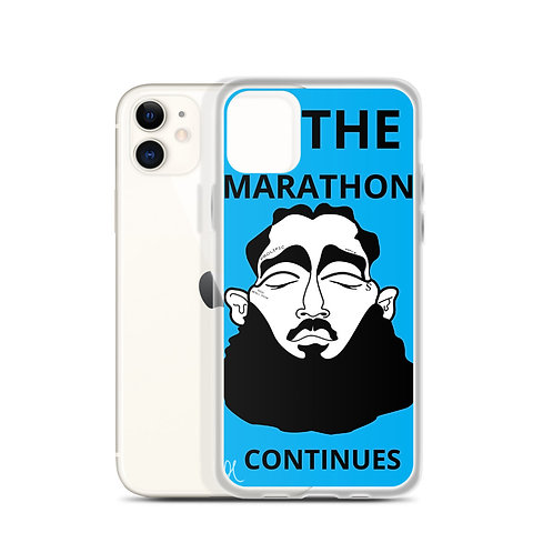 Nipsey Tribute iPhone Case