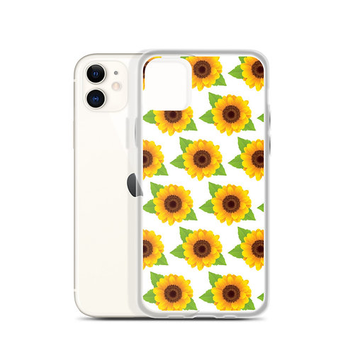 Plenty of Sunflowers iPhone Case