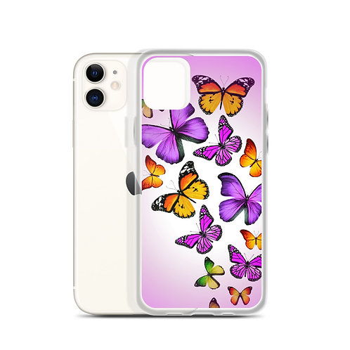 Butterfly Me  iPhone Case