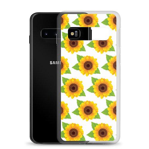 Plenty of Sunflowers Samsung Case