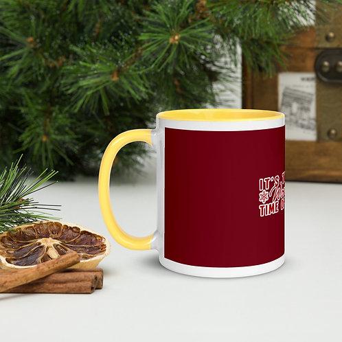 Christmas Mug with Color Inside