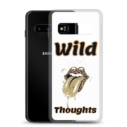 Wild Thoughts Samsung Case