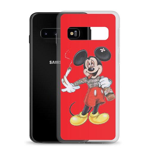 High Mickey Samsung Case