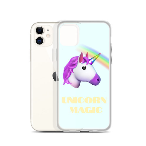 Unicorn Magic iPhone Case