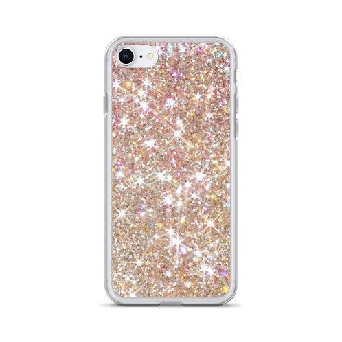 Glitter World iPhone Case