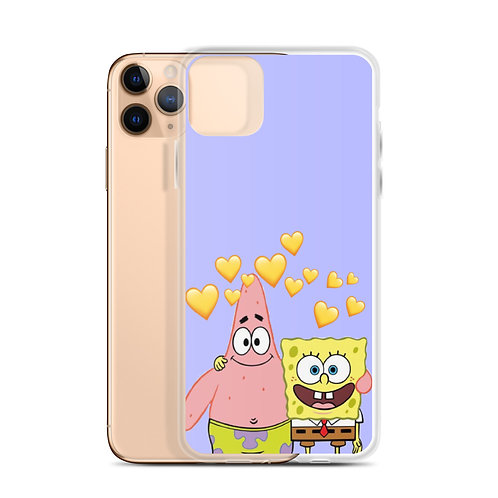 Spongebob to my Patrick  iPhone Case