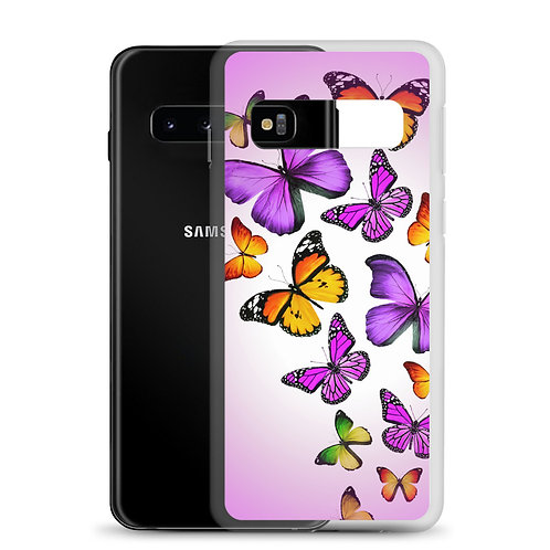 Butterfly Me Samsung Case