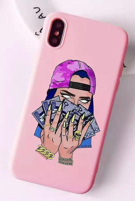 Get Money IPhone Case