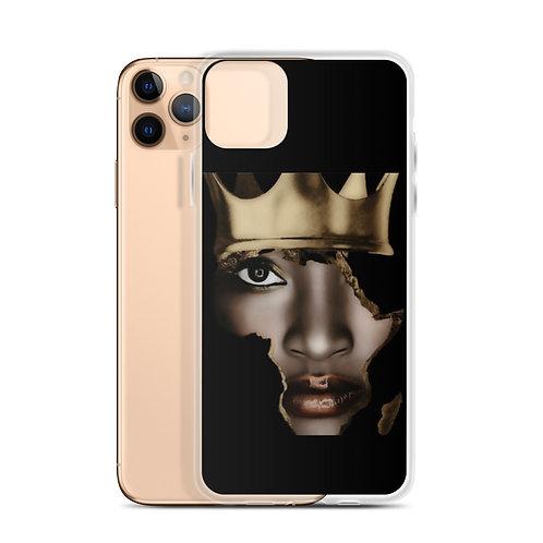 Queen Africa iPhone Case