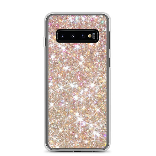 Glitter World Samsung Case