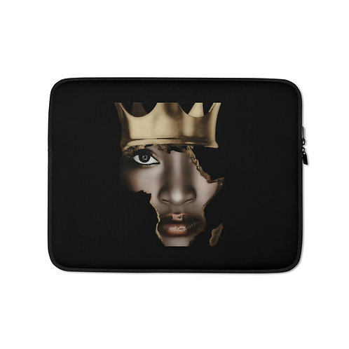 Queen Africa Laptop Sleeve