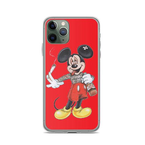 High Mickey iPhone Case