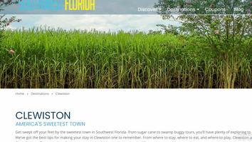 Visit Clewiston