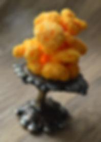 Bijou éponge / Jewellery Sponge