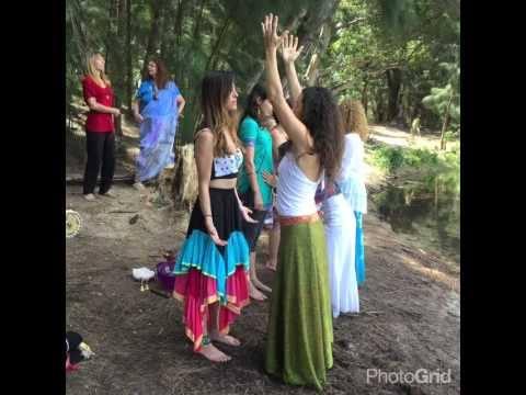 Womb Healing Ceremony