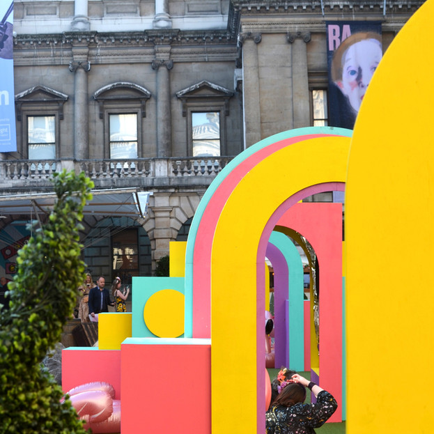 Royal Academy of Arts - Summer Pleasure Garden