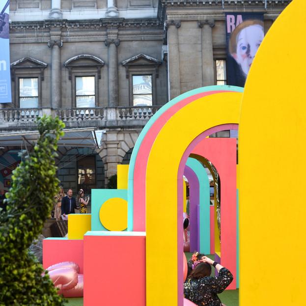 Royal Academy of Arts - Summer Pleasure Garden