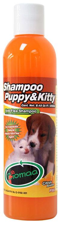 SHAMPOO ANTIPULGAS PUPPY & KITTY