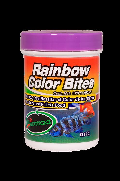 RAINBOW COLOR BITES