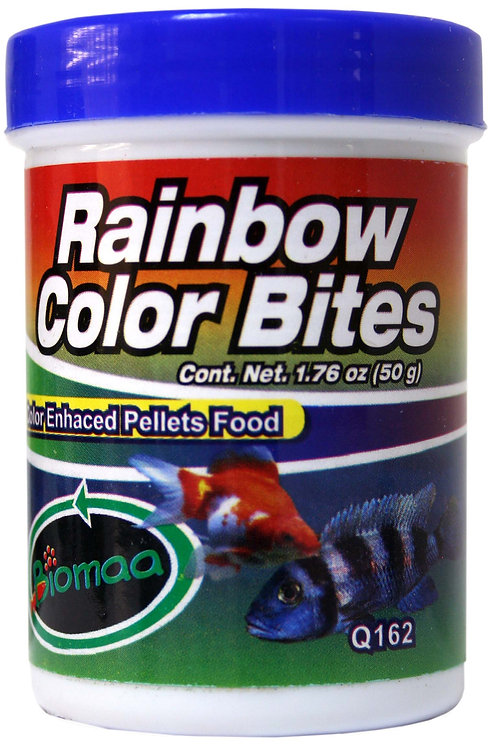 RAINBOW COLOR BITES