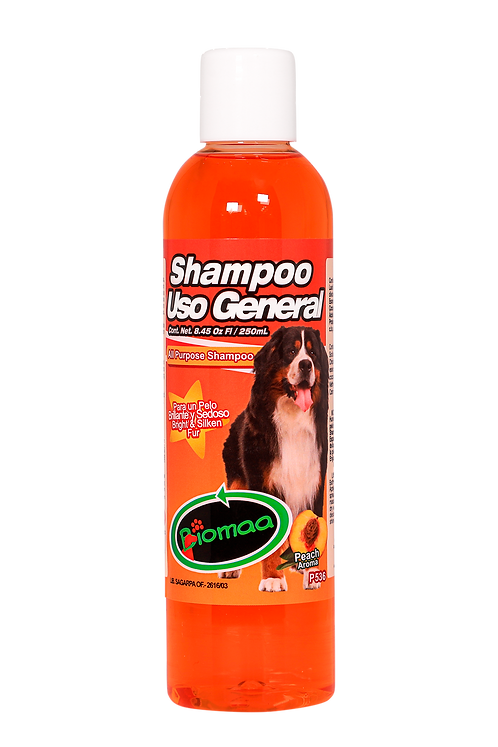 SHAMPOO  USO GENERAL