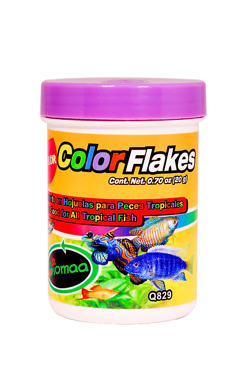 COLOR FLAKES