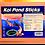 Thumbnail: KOI POND STICKS