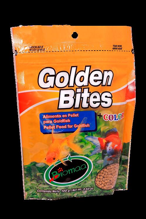 GOLDEN BITES Bolsa Pouch