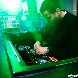 DJ Division at Hall of Fame