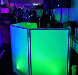 DJ Divsion at Orange Theory