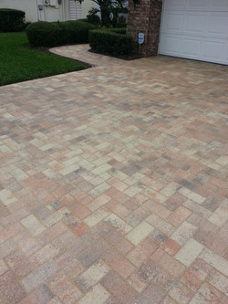 paver driveway winter spings orlando