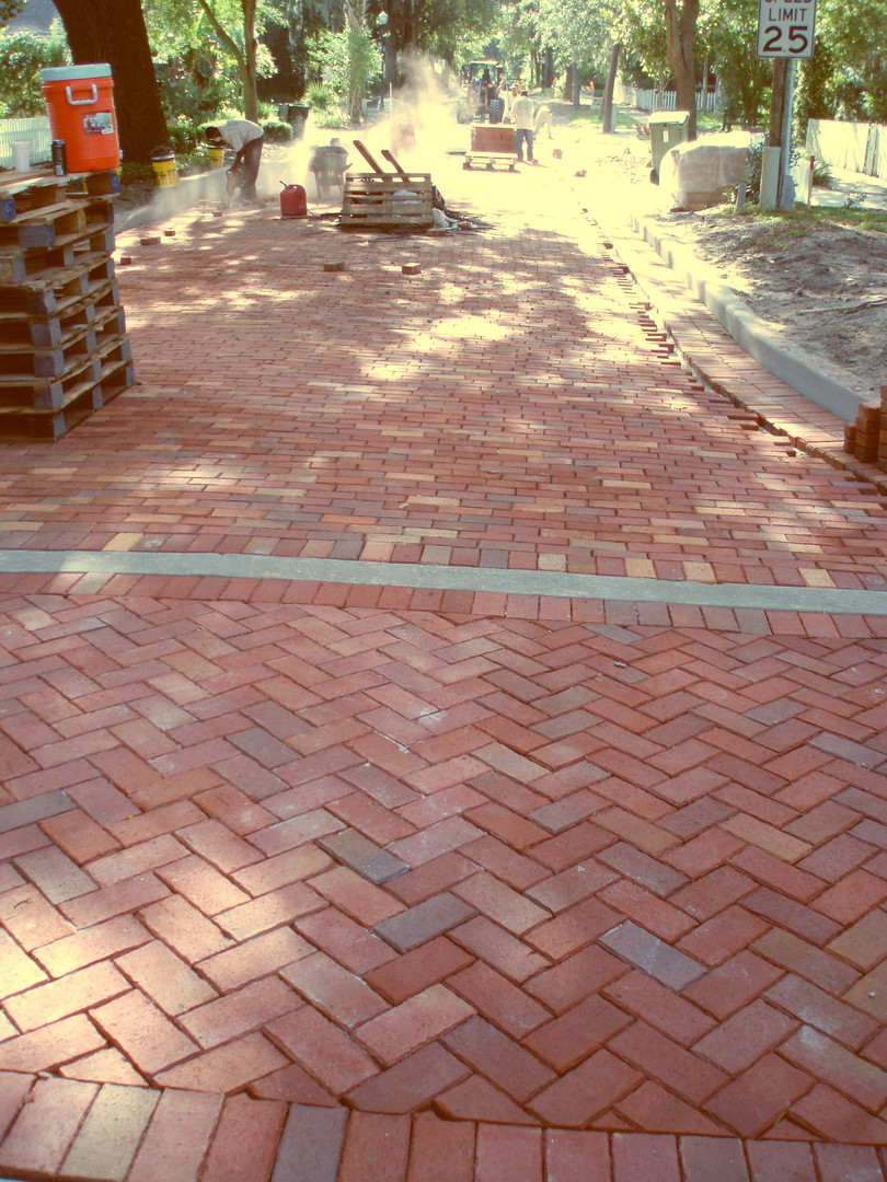 clay pavers winter park orlando
