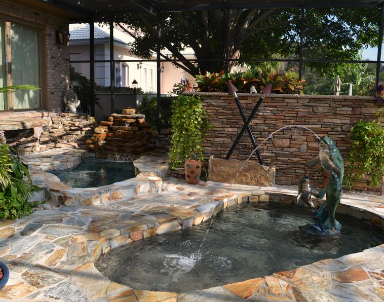 pool construction and stone orlando