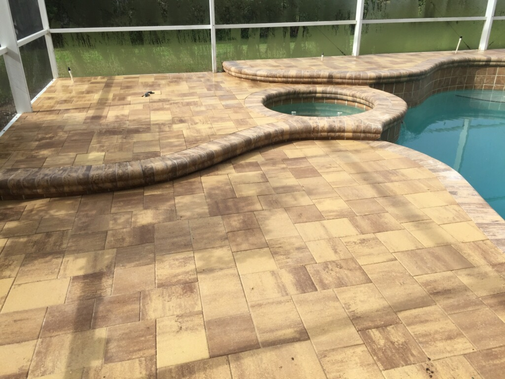 pool pavers orlando