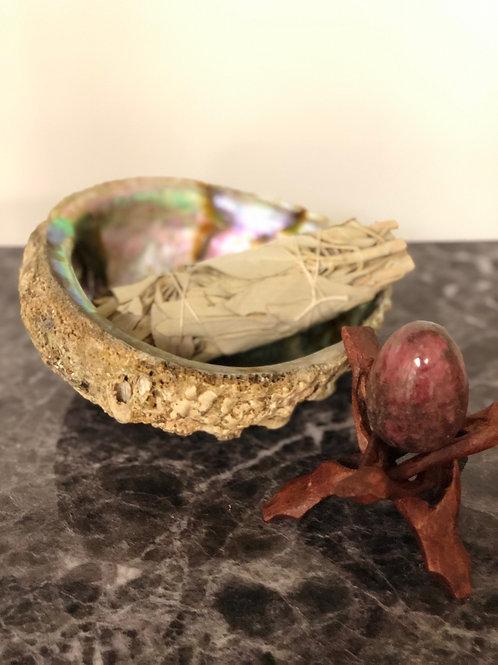 Rhodonite Egg