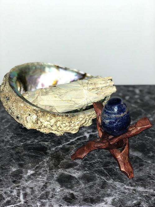Sodalite Egg
