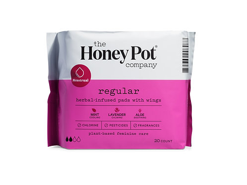 Honey Regular Pad w/wings