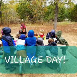 Village days are always the best and enj