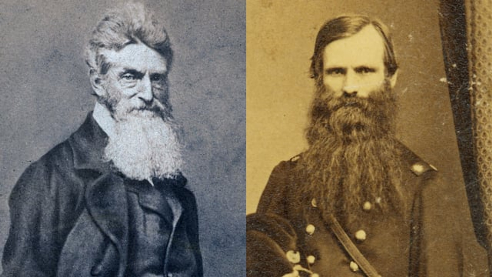 Finding John Brown: The Partnership