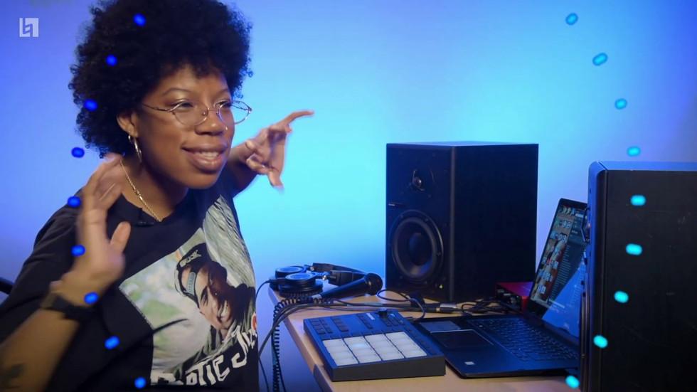Georgia Anne Muldrow on Mixing Beats (Berklee Intervals)