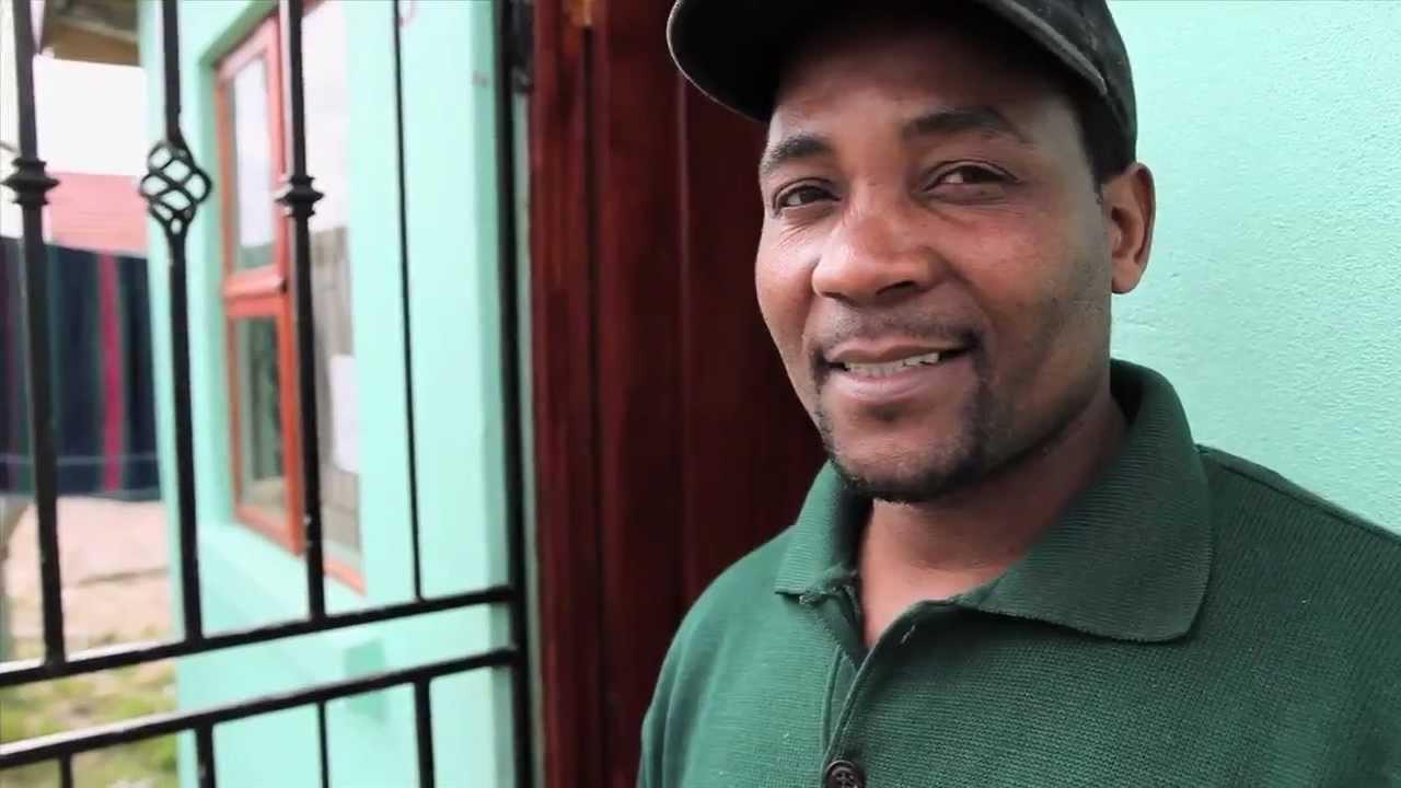 Building Communities: Habitat South Africa