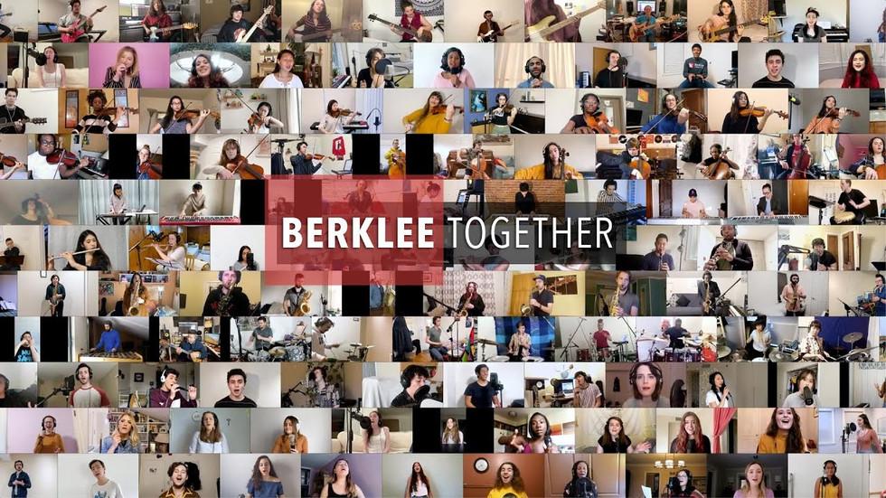Justin Timberlake - Say Something (Berklee Virtual Orchestra)