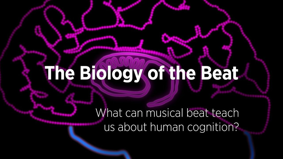 The Biology of the Beat